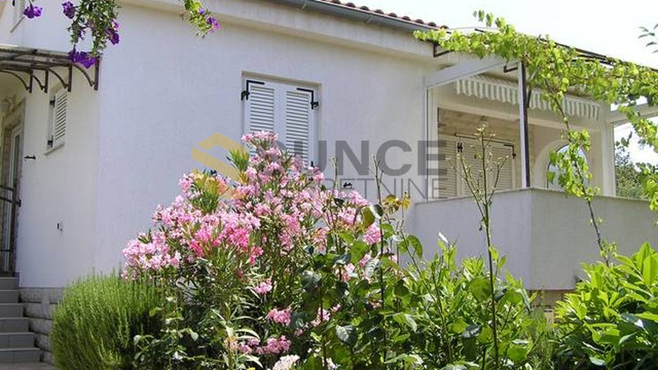 The island of Krk, Pinezići, house 100m2, with 2 apartments!